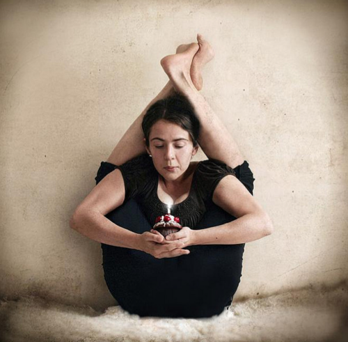 how to eat like a yoga person